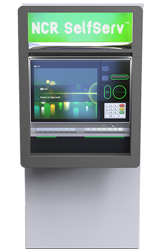 SelfServ™ 80 Series ATM Family | NCR