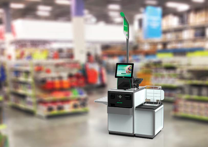 NCR Self-Checkout | Retail Self Service Kiosk | NCR
