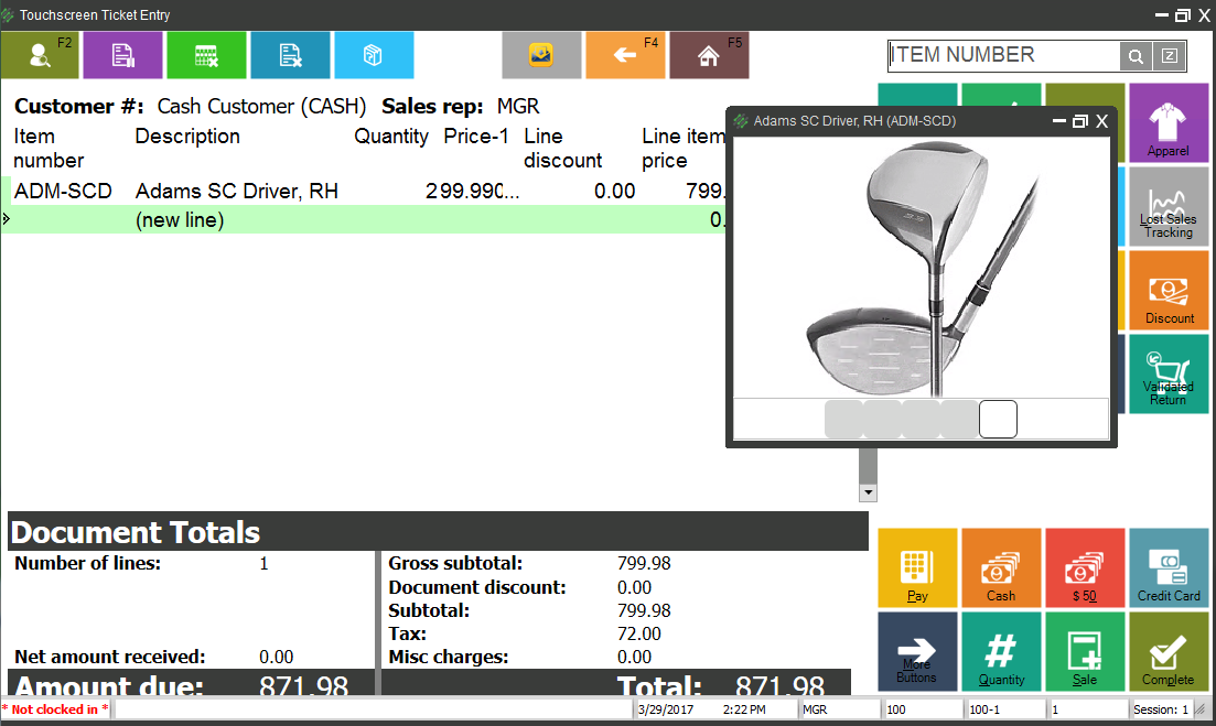 Counterpoint - Retail Management and POS Software | NCR