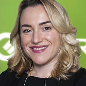 Marija Zivanovic-Smith, NCR SVP