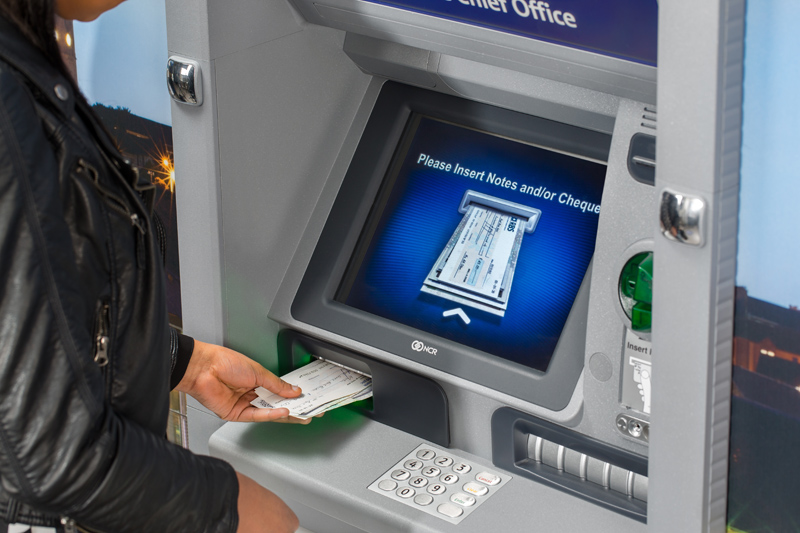 if you deposit cash in atm is it available immediately bank of america