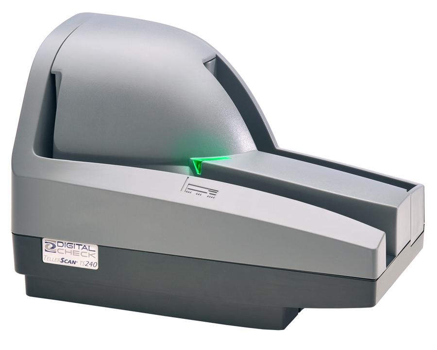Ncr Tellerscan Ts240 Desktop Check Scanner High