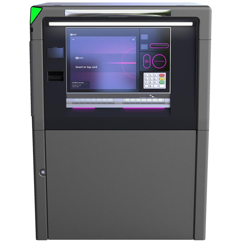 NCR SelfServ 88 ATM: Premium Exterior Drive-up Island ATM | NCR