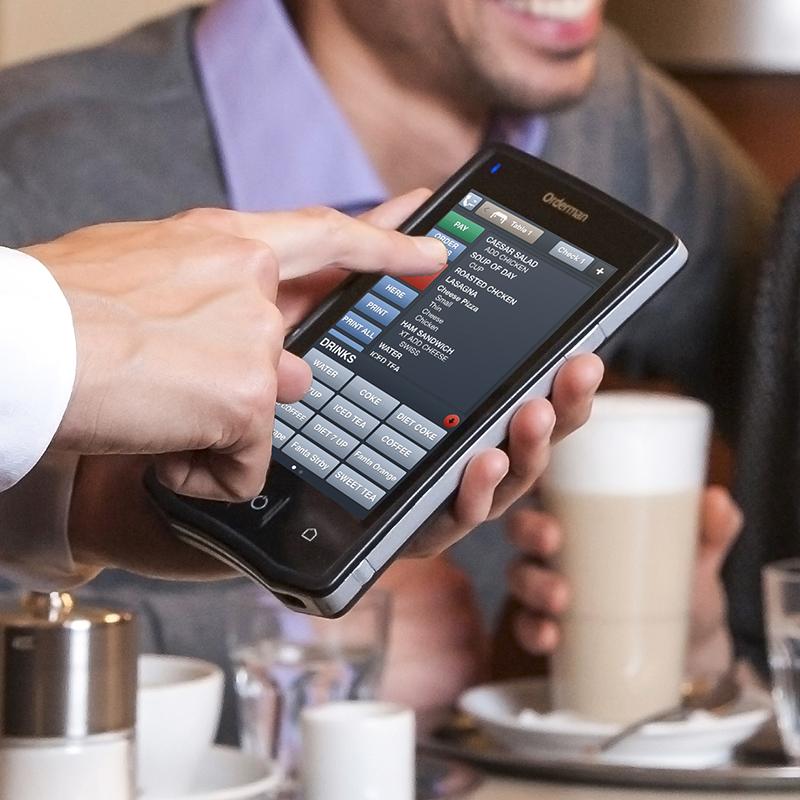 Ncr Aloha Mobile Point Of Sale For Restaurants Mobile