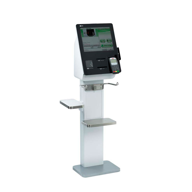 Selfserv 90 Self Checkout Kiosk Compact Self Checkout