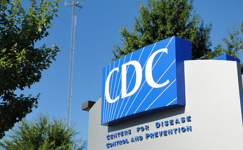 Atlanta, Georgia, USA - August 28, 2011:  Close up of sign for Centers for Disease Control and Prevention.  Sign located near the 1700 block of Clifton Road in Atlanta, Georgia, on the Emory University campus. Horizontal composition.