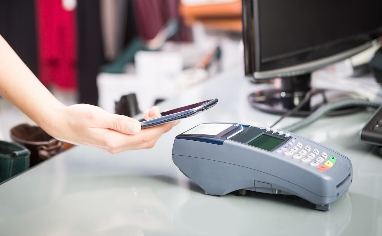 NFC - Near field communication, mobile payment